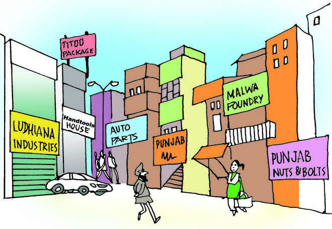 Micro units backbone of Ludhiana industry