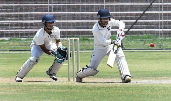Arjun's ton takes city to final
