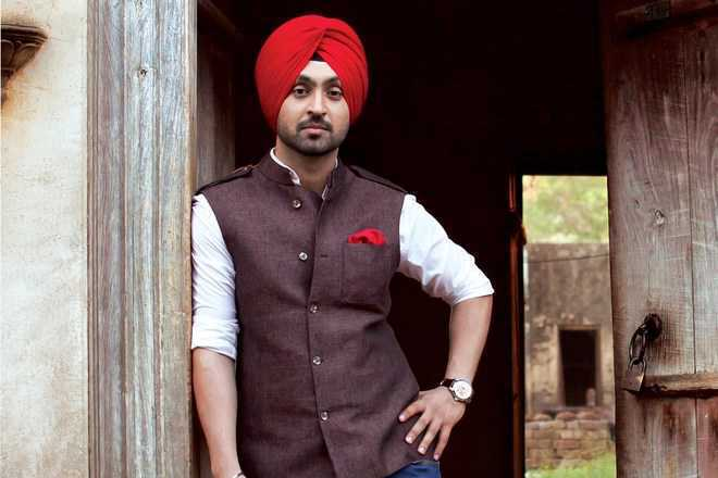 I like observing people for film ideas, says Punjabi actor Diljit Dosanjh