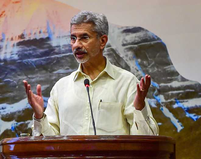 Terrorism 'gravest threat' people face in Asia: Jaishankar at CICA Summit
