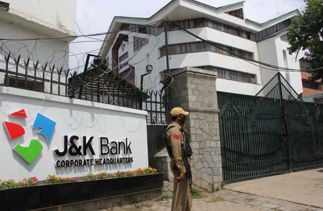 More trouble for J&K Bank, dy mayor