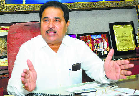 Soni too yet to take charge of new dept