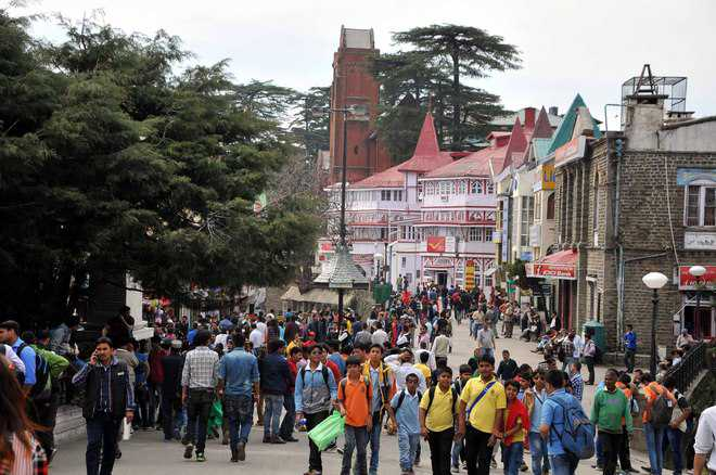 Now, packed hotels trigger chaos in Shimla