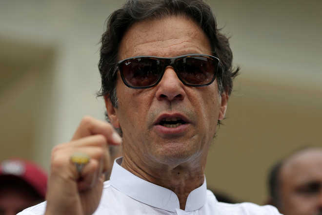 Fight till the last ball is what Imran Khan told his team before match