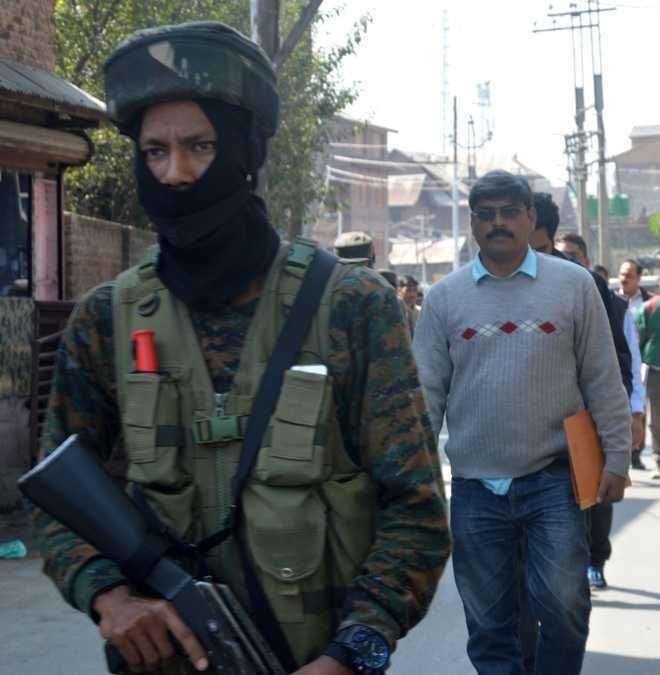 NIA: Separatists confess to getting funds from Pak