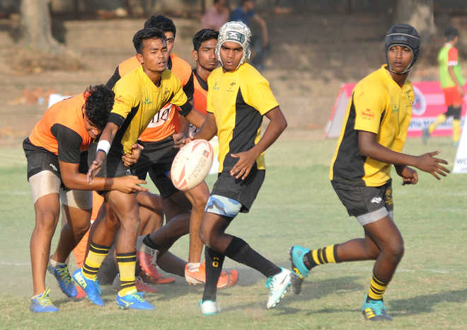 West Bengal win rugby nationals