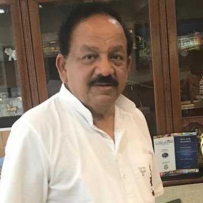 Health Minister Harsh Vardhan named in Bihar children deaths case
