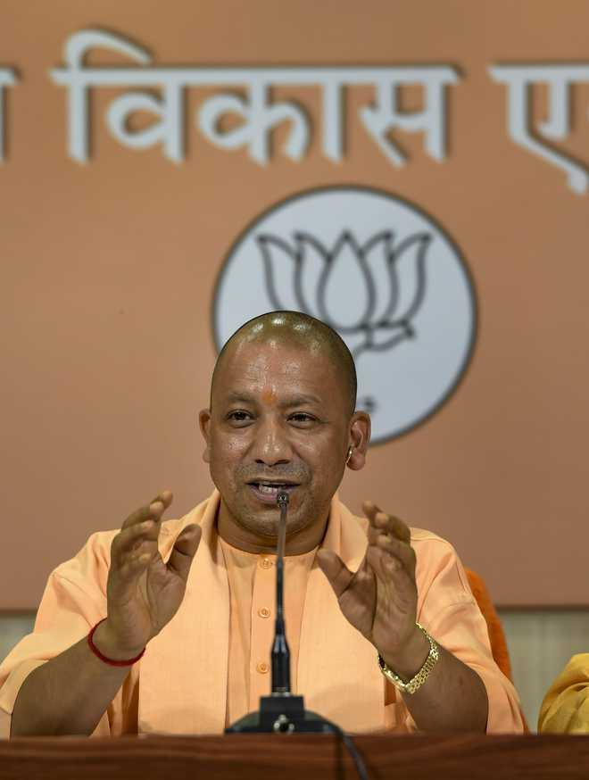 Adityanath's government to issue press releases in Sanskrit