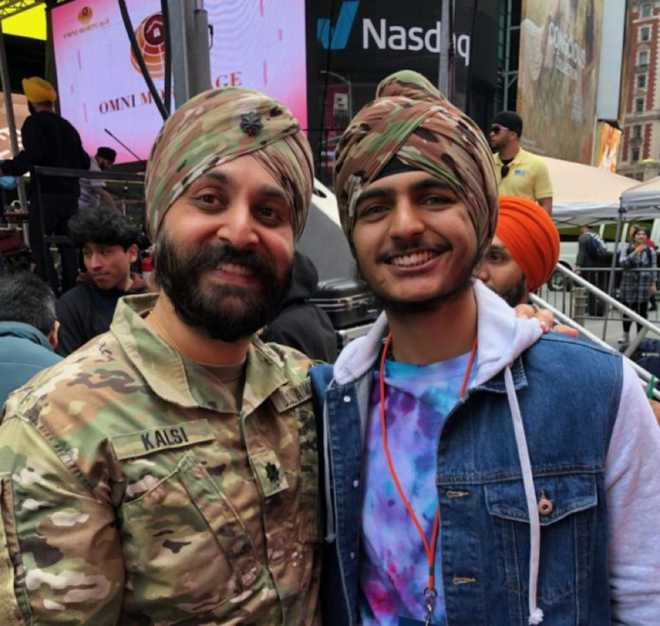 US admn''s religious waiver leads to many Sikh youths joining military