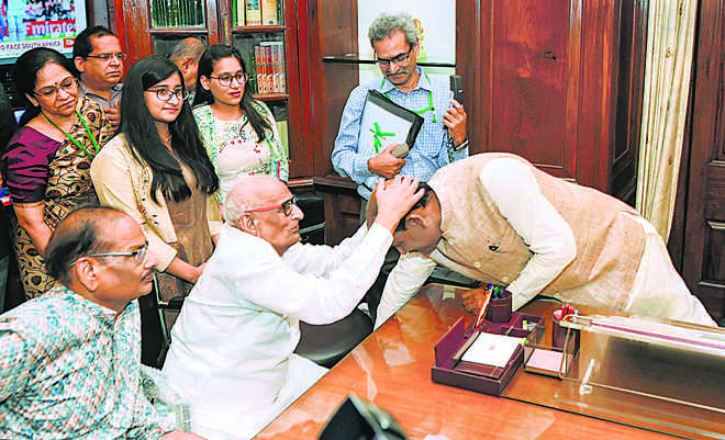 PM's advice to Speaker Birla: Pull up MPs who bend rules