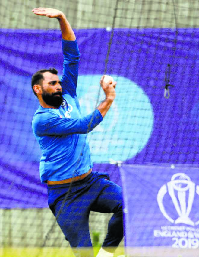 My biggest achievement is a fit Shami: India's fitness coach