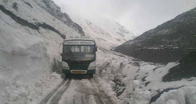 Himachal govt restarts 2-day bus journey linking Delhi to Leh from today