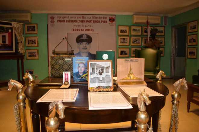 'Creater of Bangladesh' Lt Gen Sagat Singh be given Bharat Ratna: Army