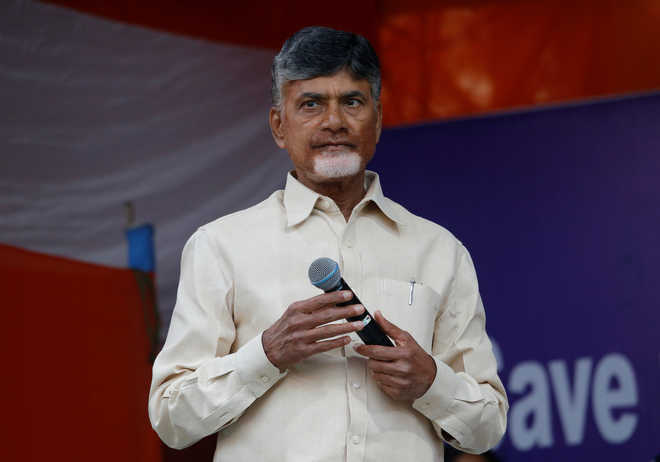 Defection of RS MPs: Crises not new to TDP, says Naidu