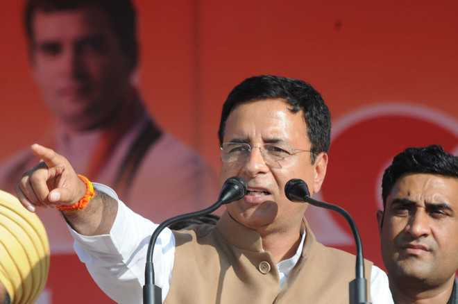 Congress attacks govt over AIIMS Rewari project