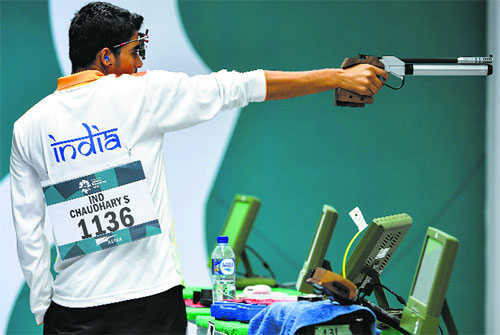 Shooting not included in 2022 CWG programme
