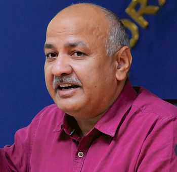 Sisodia: Will do 'surgical strike' on hunger, unemployment