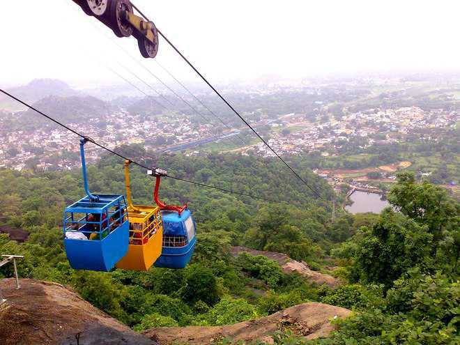 In 3 years, Mumbai to have world's longest ropeway over sea