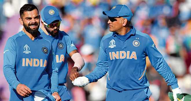 'In Dhoni we trust': Why that is Kohli's motto