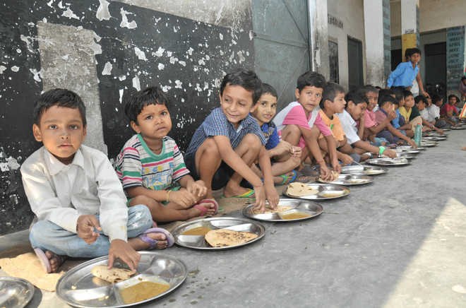 Panchayats handed over mid-day meal functioning