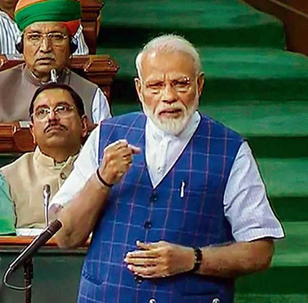 They crushed India's soul: PM