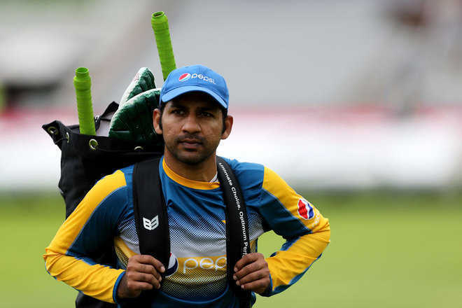 Can't control what people say: Sarfaraz Ahmed on 'pig' comment