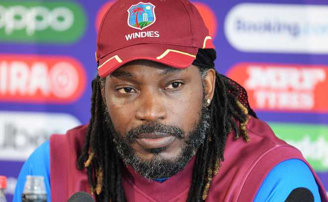 Gayle plans retirement after home series against India in August