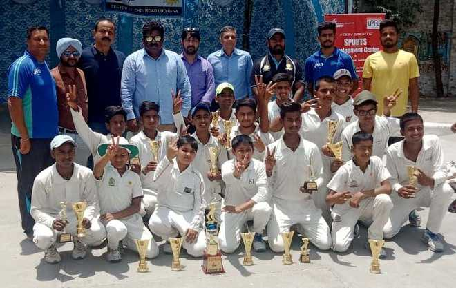 GMT School register 7-wicket victory over PAU Centre