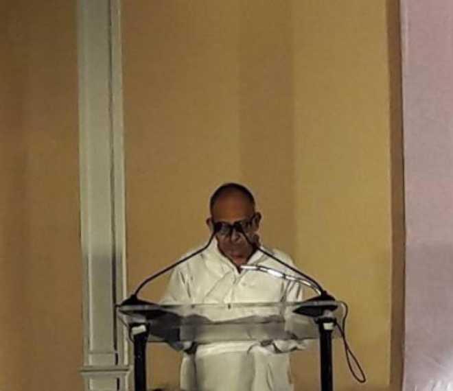 Veteran communist leader Santosh Rana dies of cancer at 75