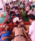 Badnore exhorts people to donate blood