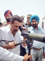 Gurdaspur MP Sunny Deol reviews progress of work on Kartarpur corridor
