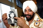 This UK-based Sikh has been impersonating Elvis Presley for years
