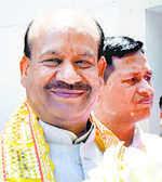 Om Birla is surprise NDA pick for Speaker