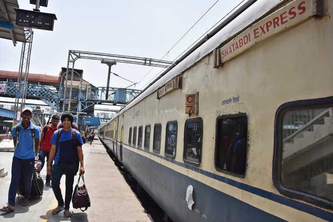 New Delhi-Ludhiana Shatabdi to be scrapped