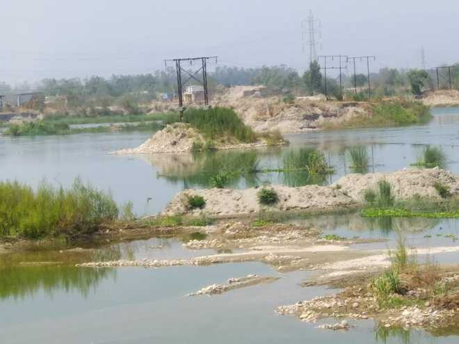 Illegal mining poses threat to electricity supply in 150 villages