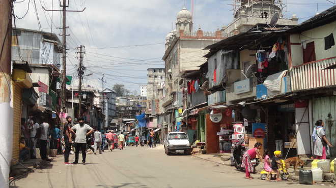 Punjabi Lane residents in Shillong given 30 more days to furnish documents