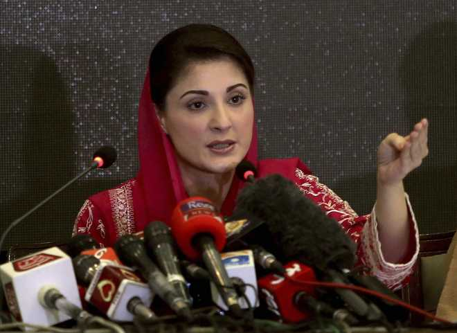 Pak judge 'blackmailed' into issuing verdict against Sharif: Maryam