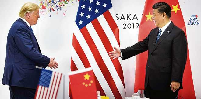 America-China truce masks trust deficit