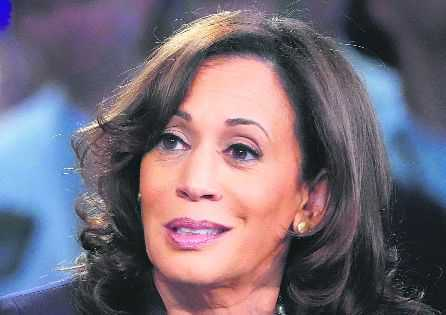 India-origin Democratic Senator Kamala Harris raises USD 23 million