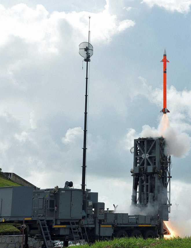 Ageing missile launchers in for extension