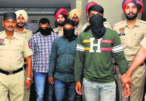ATM fraudsters' gang busted, 3 in police net