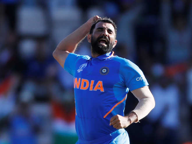 Indian team management criticised for excluding Mohammed Shami