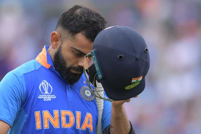 We are disappointed, gave everything we had: Virat Kohli