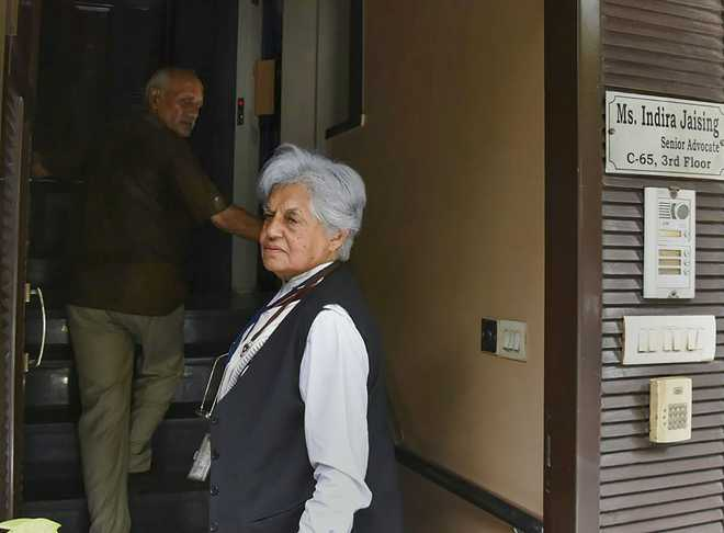 CBI raids lawyers Anand Grover, Indira Jaising in foreign funding case