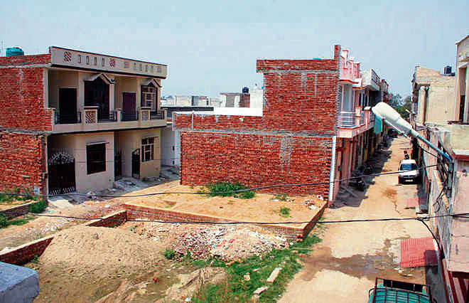 Of 7K illegal colonies, only 10% apply for regularisation