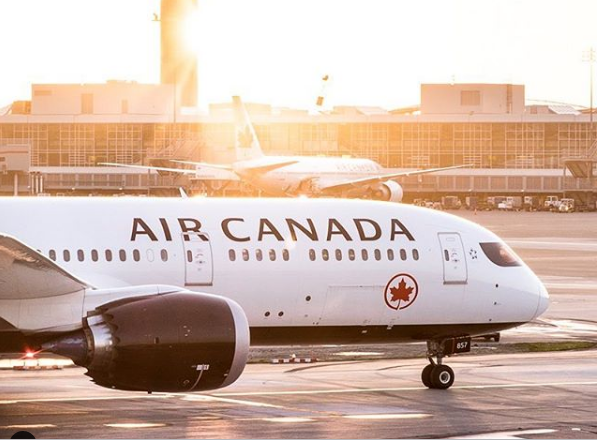 37 hurt due to turbulence on Air Canada flight