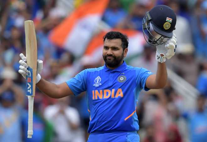 We failed to deliver, my heart is heavy, says Rohit Sharma on India's semifinal defeat