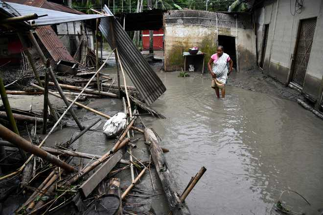 Assam flood toll rises to seven; 14 lakh hit in 25 districts