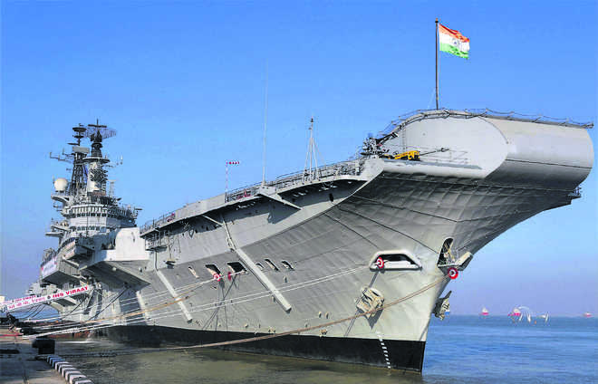 No museum, INS Viraat to be sold as scrap
