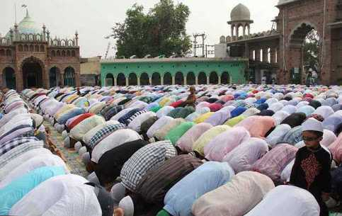 Muslims with 50 wives, 1,050 kids ''animalistic'', says UP BJP MLA